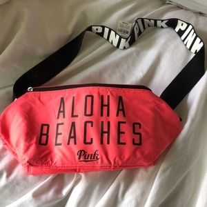 NWT PINK cooler bag.